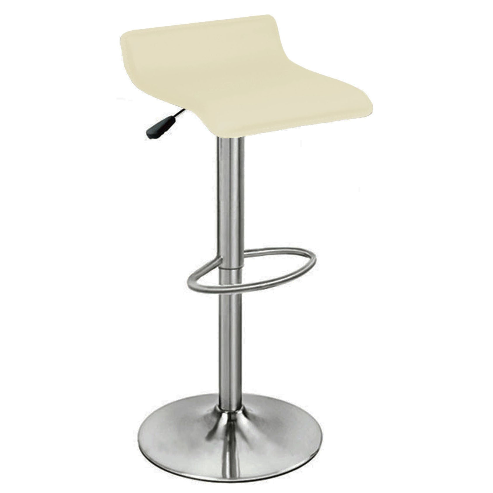 kitchen stool coffee rugs cream bar stools uk sale cheap trade prices baceno brushed