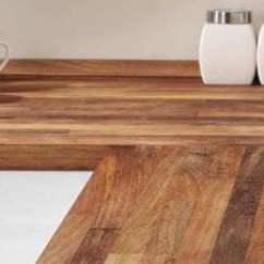 Kitchen Tops Wood Cabinet Drawer Pulls Solid Worktops Wooden