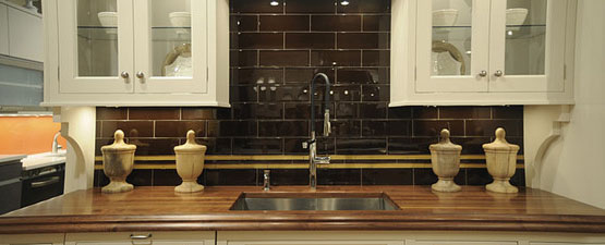 brown kitchen sink paula deen table sinks trade prices