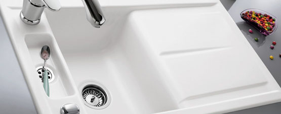 ceramic kitchen sink brick effect wall tiles sinks uk trade prices