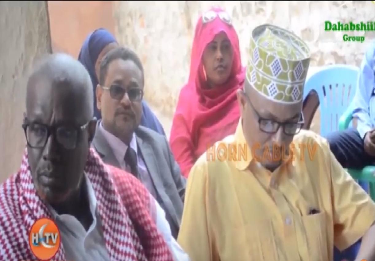 Wasiiro & Xildhibaano Taageero U Muujiyay Madaxweynaha Koonfur Galbeed