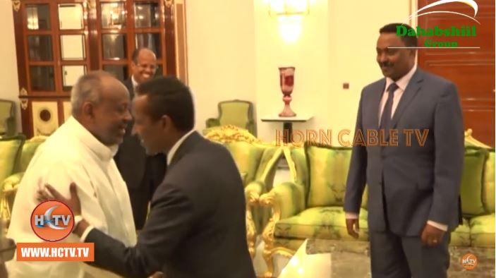 Wasiirada Arimaha Dibada Ee Somalia,Itoobiya Iyo Ertaria Ayaa Tagay Dalka Jabuuti.