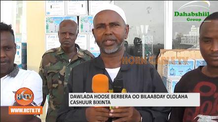 Berbera:Dawlada Hoose Oo Shacabka Ugu Baaqday Inay Bixiyaan Cashuuraha Sanadka