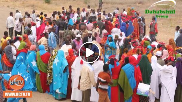 Madaxwaynaha Koonfur Galbeed Somalia Oo Gaadhay Magaalada Baydhabo