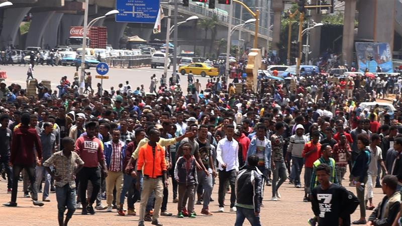 Ethiopia: Colaada Qawmiyadaha oo ku fiday Galbeedka dalkaasi