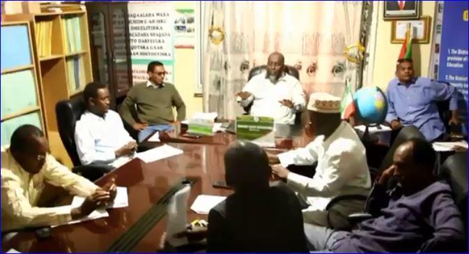 Golaha Deegaanka Degmada Burco Oo Cabasho U Gudbiyey Baarlamaanka Somaliland