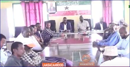 Akhriso: Dawladaha Hoose Ee Gobolada Bariga Somaliland Oo Markii Koowaad Shir Yeeshay