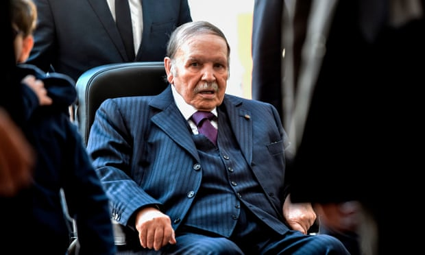 Madaxweynaha Algeria Oo Is-Casili Doona 28-ka Bishan