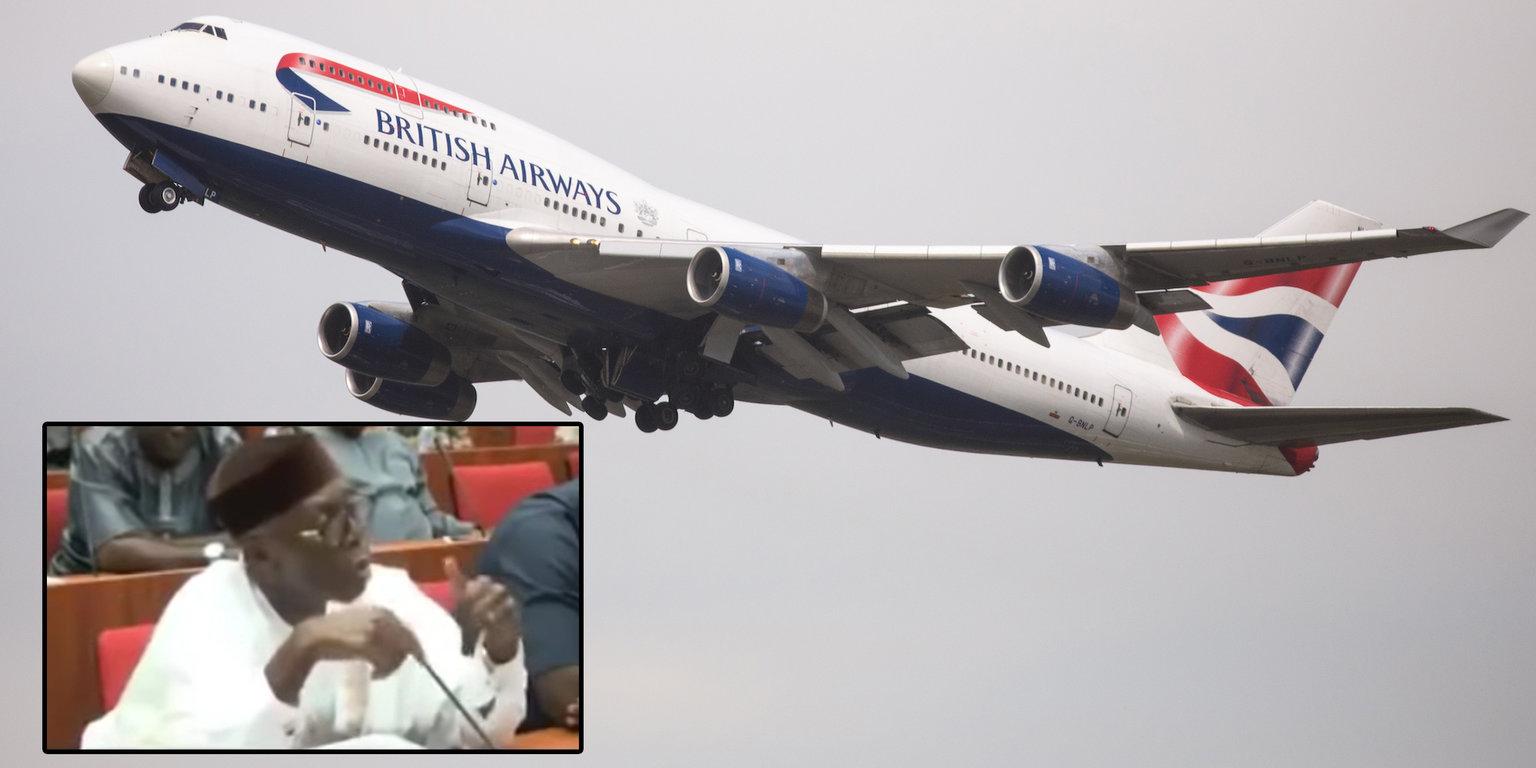 Nigeria: Wasiir Baarlamaanka Ku Wargeliyey Dad Sabaayad Ka Dalbada London