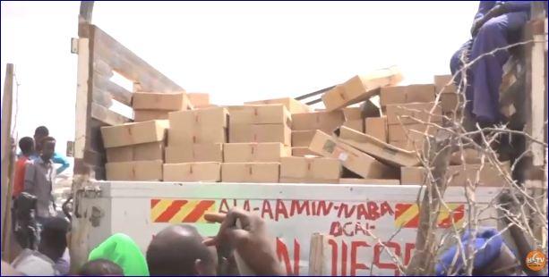 Hargeysa: Barakacayaal Guyahoodii Dab Baabiiyey Oo Gargaar La Gaadhsiiyey