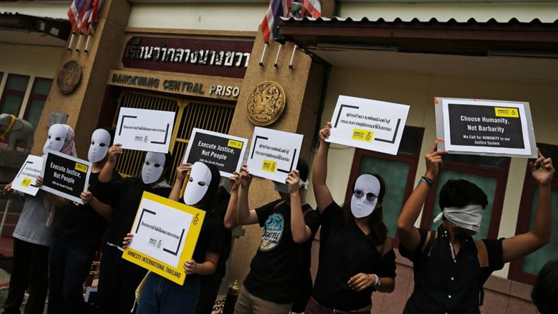 """690 Maxbuus ayaa  Dil Lagu Fuliyey 2018.."" Amnesty International"