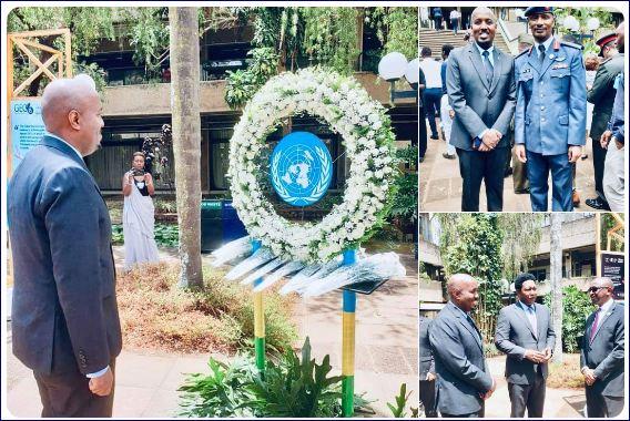 Somaliland Oo Ka Qaybgashay Xuska Xasuuqii Rwanda