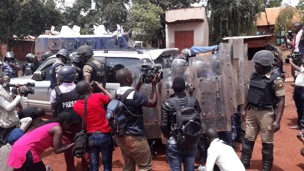 Uganda: Heesaaga Siyaasiga Noqday Ee Bobi Wine Oo La Xidhay
