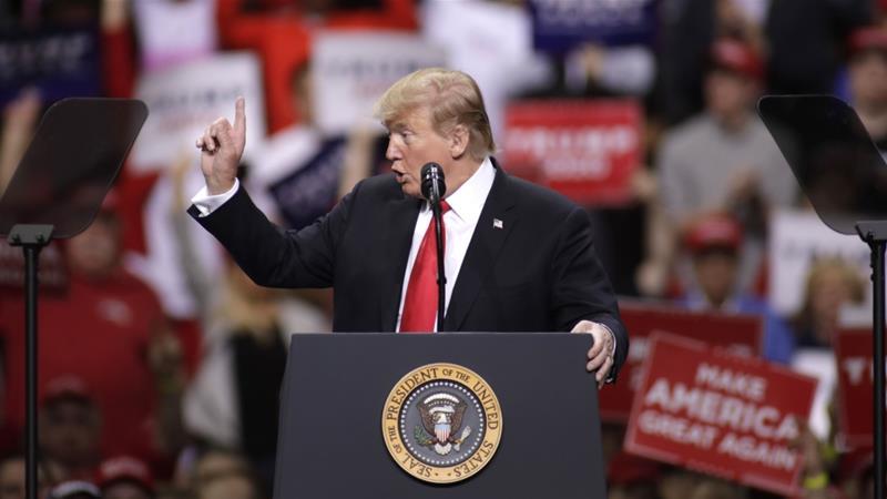 Trump: 'Sucuudigu $450 billion Ayuu Wax Inagaga Iibsanaysaa, Mana Doonayo Inaan Waayo Iyaga'