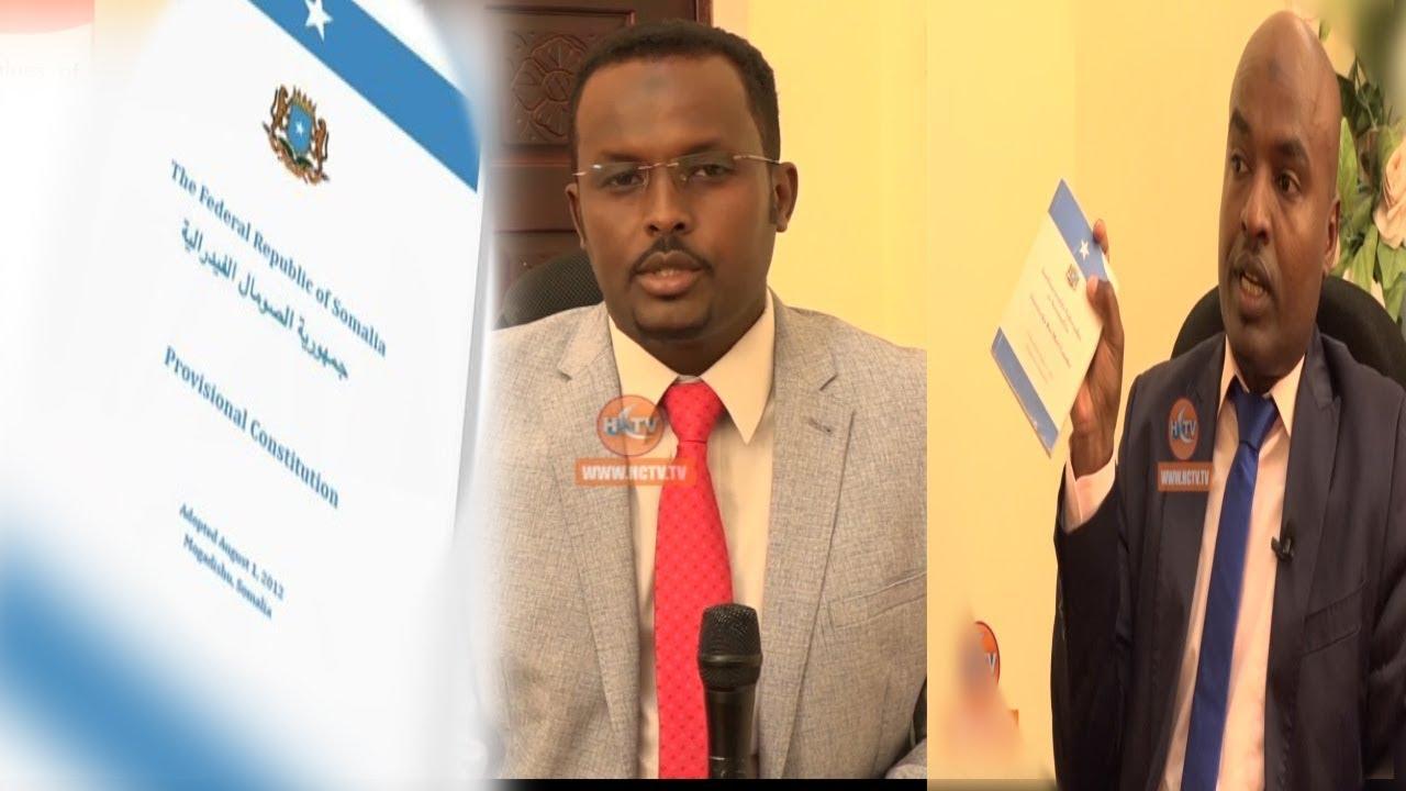 Xildhibaanada  Somaliland kasoo jeedaa Yay Matalaan ?  [Barn Madasha Siyaasiga]