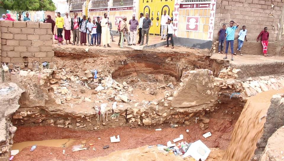 Burco: Biriijkii Sariimadda Dhuurta Oo Go'ay
