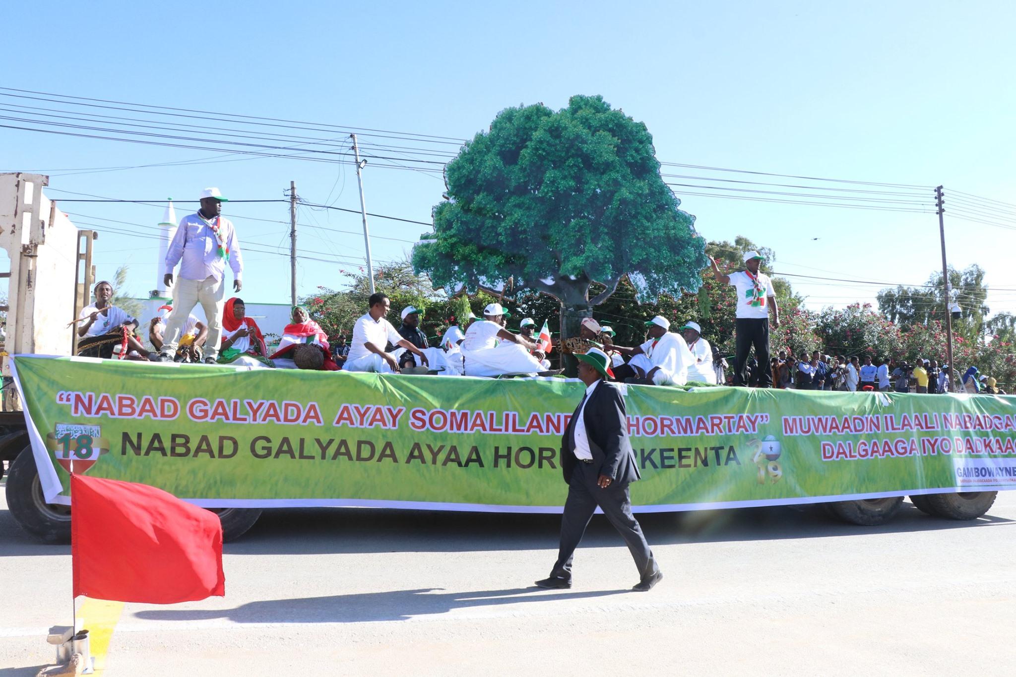 Somaliland Oo Laga Xusay 28 Guurada Xilligii Ay Madax-banaanideeda Kala Soo Noqotay Soomaaliya