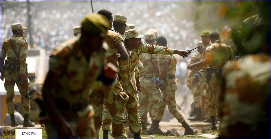 Madaxii Hore Ee Sirdoonka Ethiopia Iyo 25 Sarkaal Oo Dacwad Lagu Soo Oogay