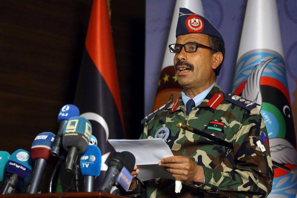 Dawladda Libya Oo Turkiga Ka Dalbatay Inay Gacan Ka Siyaan Dagaalka General Haftar