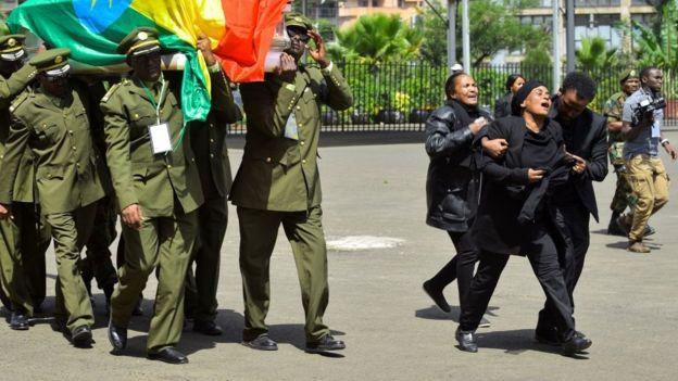 Madaxweynaha Somaliland Ka Hadlay Saraakiishii Lagu Laayey Afgambigii Itoobiya Oo Maanta Loo Baroor-diiqay