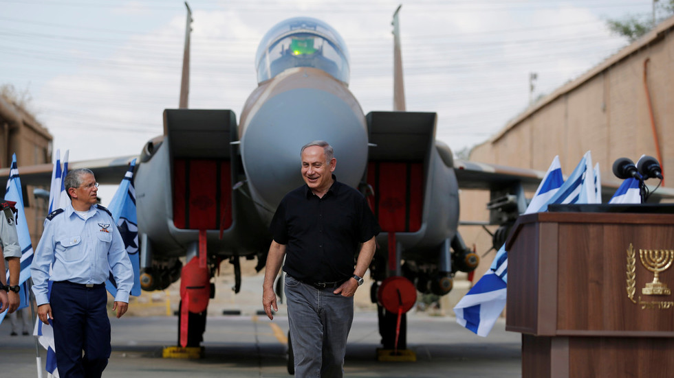Netanyahu Oo Digniin U Diray Dalka Iran