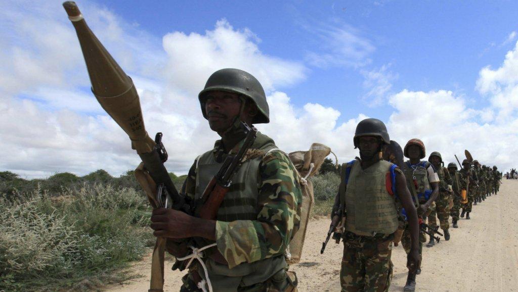 Qaramada Midoobay Oo Dhimaysa 1,000 Askari Oo Ka Mid Ah Ciidamada Nabad Ilaalinta Somalia