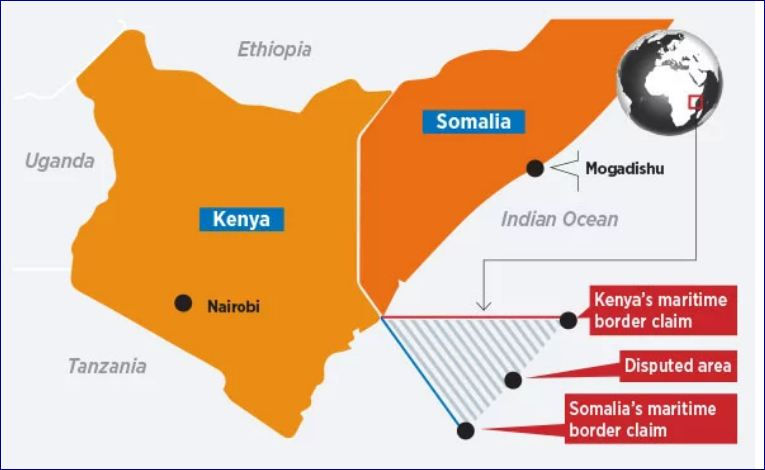 Raysal Wasaaraha Ethiopia Oo Dhexdhexaadin Ka Bilaabay Khilaafka Somalia Iyo Kenya