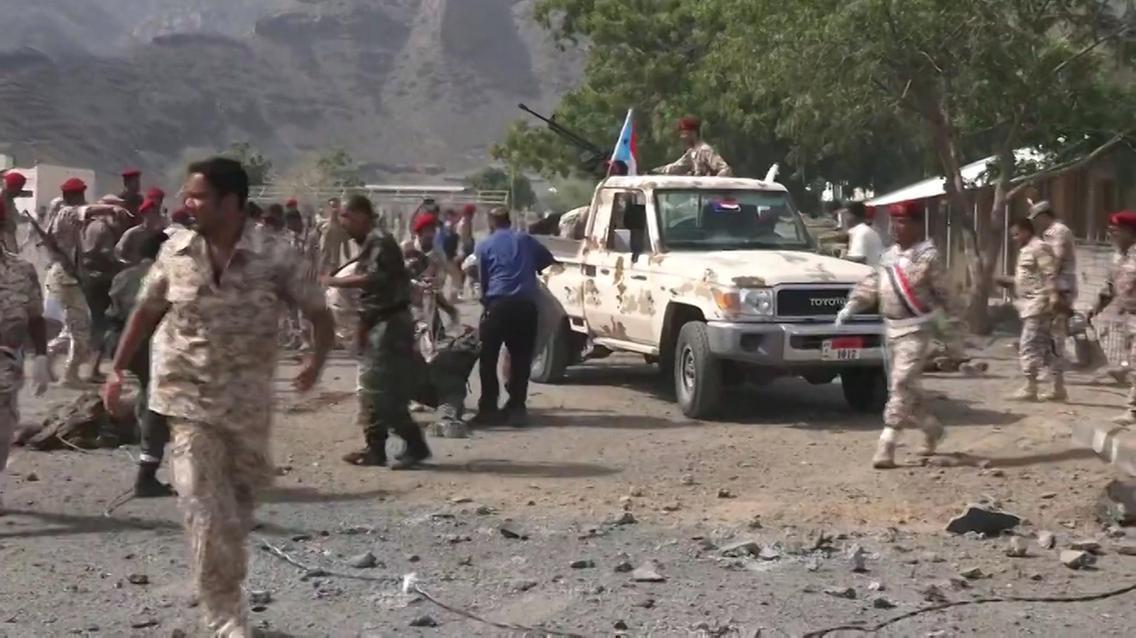 Yemen: Xuutiyiinta Oo Dilay 30 Millateriga Dawladda Yemen Ah
