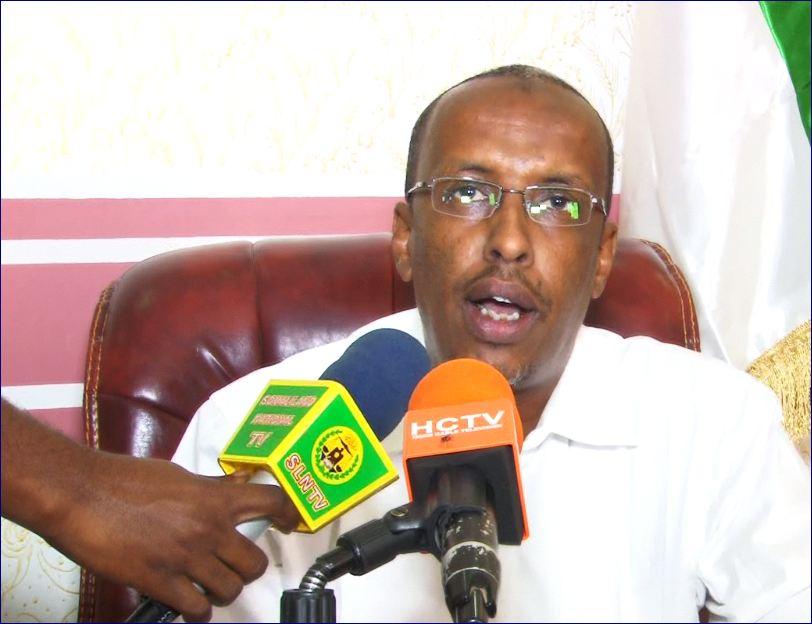 Xukuumada Somaliland Oo Go'aan Iyo Amaro Ka Soo Saartay  Wakiilada Maraakiibta Oo Shaqo Joojin Sameeyey