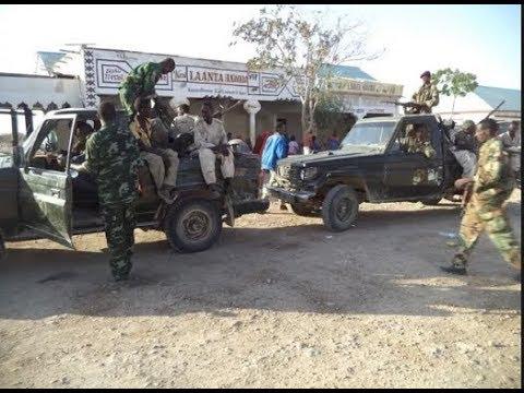 Dagaal U Dhexeeya Somaliland Iyo Puntland Oo Ka Dhacay Hadaaftimo