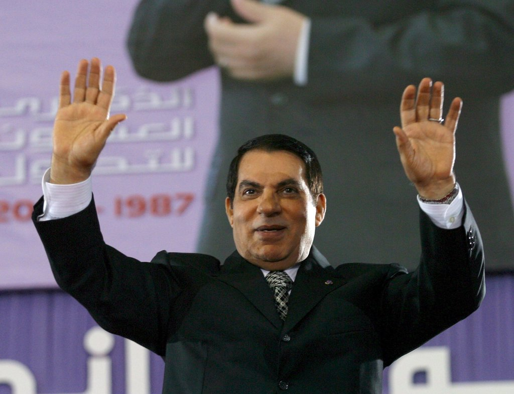 Madaxweynihii Tunisiya Zine El Abidine Ben Ali Oo Sucuudiga Ku Geeriyooday