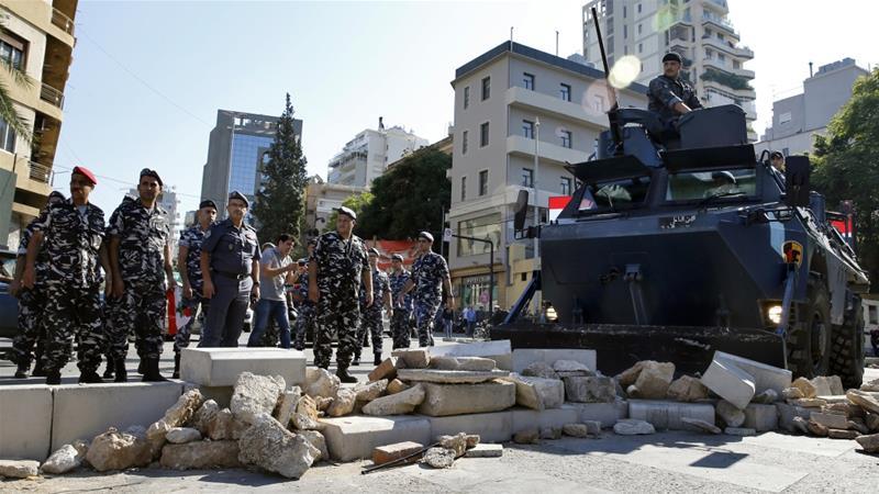 Lebanon: Ciidamada Oo Bilaabay Inay Nadiifiyaan Wadooyinka Kadib Iscasilaadii Xariiri