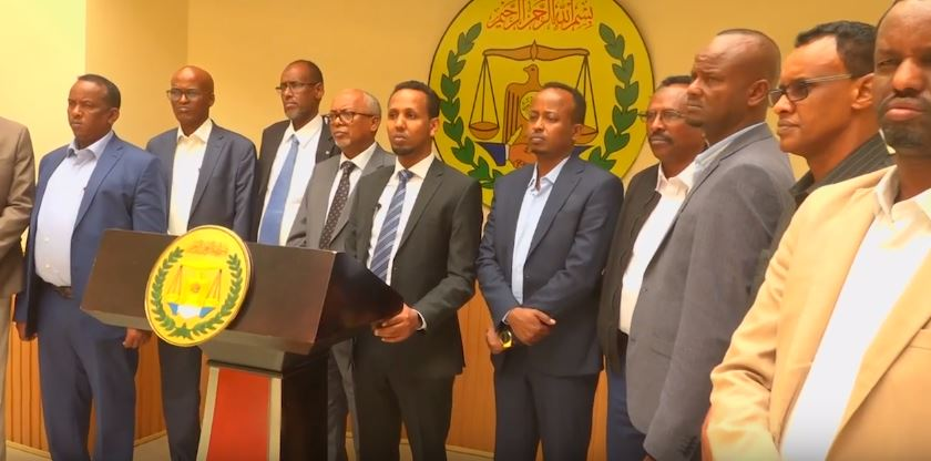 Ujeeddada Wefti Ka Socda Kililka Soomaalida Itoobiya Oo Somaliland Yimid