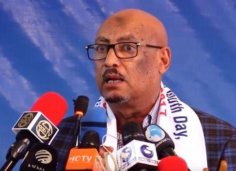 """""""Waxa La Wadaa Maakhir State, Waxaana La Doonayaa In Somaliland La Jarjaro.."""" Faysal Cali Waraabe"""