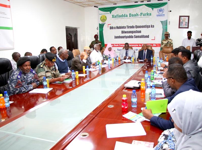 Somaliland: Tirada Qoxootiga Diwaangashan Oo La Hubinayo