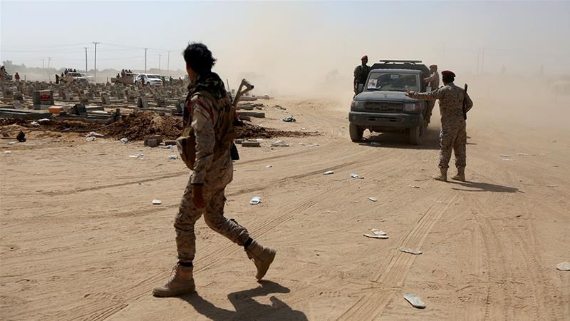 Yemen: 70 Askari Oo Lagu Dilay Gantaal Lala Beegsaday Xero Lagu Tababarayey Milatari