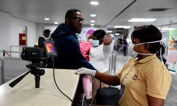 Nigeria Oo Xaqiijisay Kiiskii Ugu Horeeyey Ee Caabuqa coronavirus