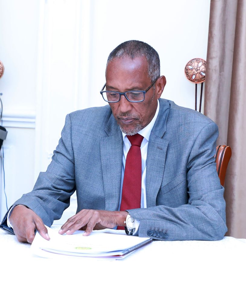 Madaxweynaha Somaliland Oo Digreeto Ku Aasaasay Sanaduuqa Horumarinta Dhalinyarada