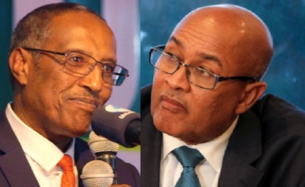 Madaxweyne Biixi iyo Guddoomiye Cirro Oo Xalay Ku Kulmay Addis Ababa