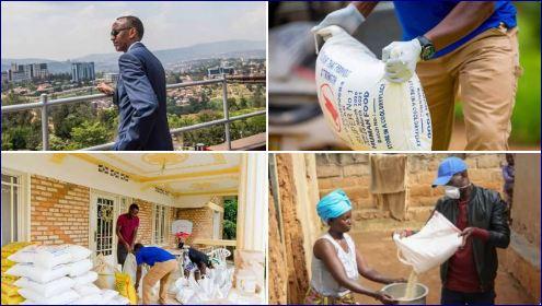 Rwanda Oo Bilawday Caawinta Qoysaska Ay Saamaysay Xayiraada Dawladda Ee Coronavirus