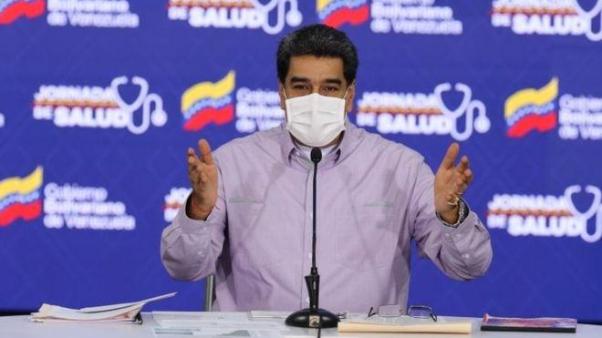 Venezuela Oo Doonaysa Inay Ku Khasabto Bank of England Inay Usoo Gacan Galiso Dahab Kayd U Ah Oo Qiimihiisu Dhan Yahay $1bn