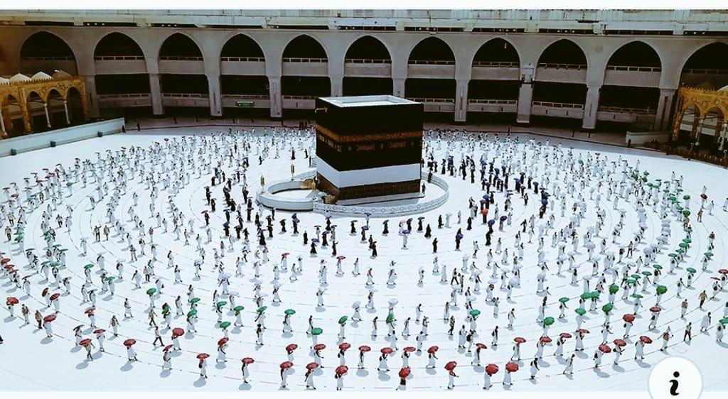 Muslimiinta Ku Sugan Xaramka Oo Bilaabay Gudashada Waajibaadka Xajka