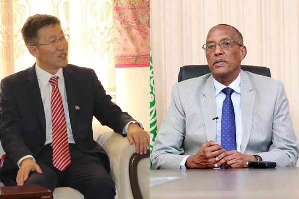 Madaxweynaha Somaliland Oo Diiday Qorshe Shiinuhu Ku doonayey In Xidhiidhka Loogu Jaro Taiwan