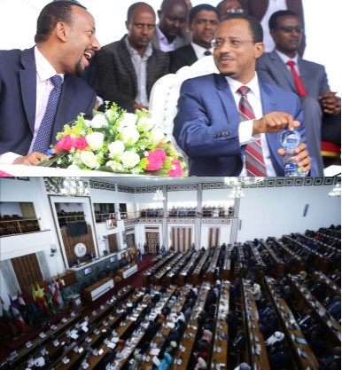 Xisbiga Xukuma Ethiopia Oo Xubinimadii Guddida Dhexe Ka Saaray 3 Xubnood Oo Wasiirka Gaashaandhigu Ku Jiro