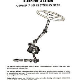 kenworth steering historic commercial vehicle club of australia kenworth steering column diagram [ 800 x 1100 Pixel ]