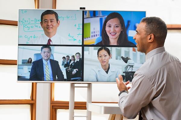 hdc video plus - videoconferenza per aziende