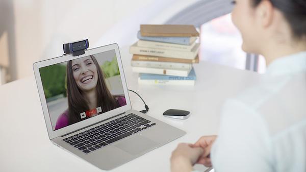 videoconferenza da scrivania
