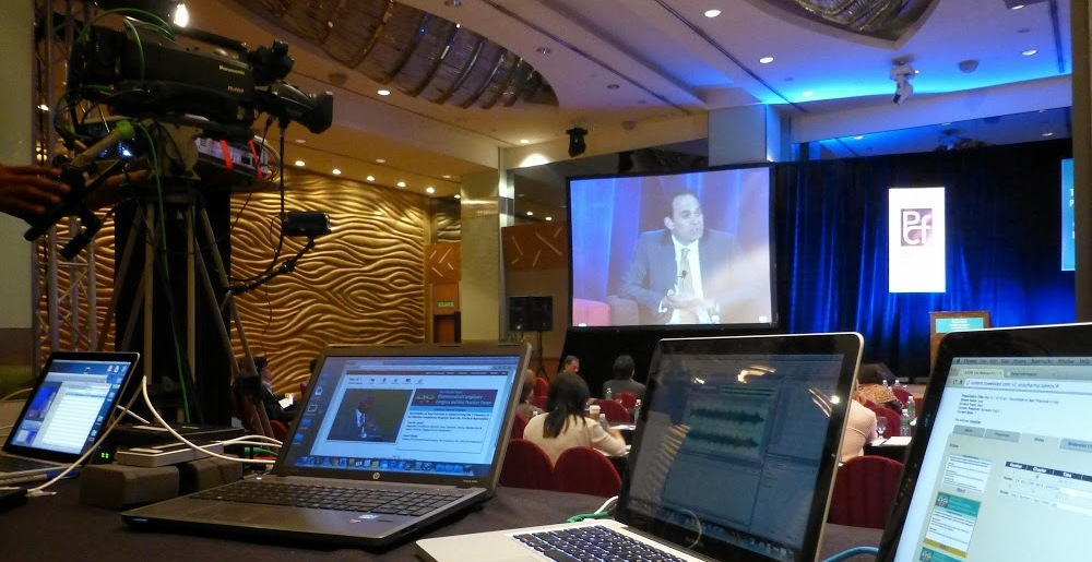 video streaming - webcasting - eventi