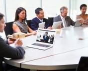 videoconferenza con apparati h323 e tablet