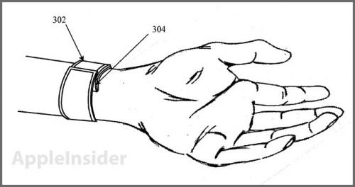 Apple patenta un nuevo diseño de iWatch